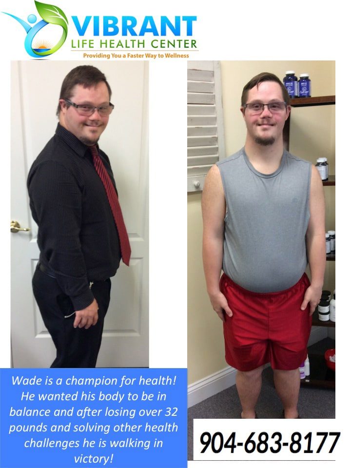 Jacksonville Weight Loss Testimonial at Vibrant Life Health Center